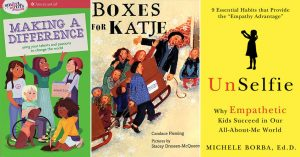 Making an Impact: 40 Mighty Girl Books About Charity and Community Service