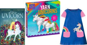 Unicorns Forever: Books, Toys, and Clothing for Unicorn-Loving Mighty Girls