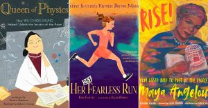New Mighty Girl Books for Women's History Month 2020