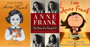 Hope in a Hidden Room: 15 Books About Anne Frank
