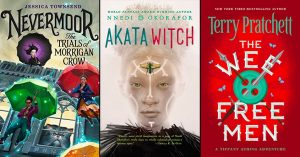 Beyond Harry Potter: 40 Fantasy Adventure Series Starring Mighty Girls