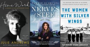 Stories of Mighty Women: New Biographies for Adult Readers for Mother's Day