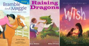 Her Best Friend: 60 Books About Mighty Girls and Their Pets
