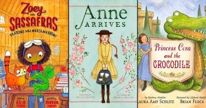 Ignite a Lifelong Love of Reading: 60 Chapter Books Starring Mighty Girls