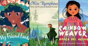 Mighty Girls Go Green: 30 Girl-Empowering Books for Earth Month