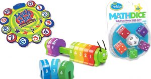 Add It Up! Top 35 Math Toys & Games for Mighty Girls