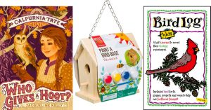 Feathered Friends: Books, Toys, and Clothing for Mighty Girl Bird Lovers