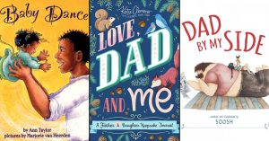 A Father's Love: 35 Books About Dads & Daughters