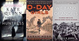Telling Her Story: 35 Books for Adult Readers About Women Heroes of WWII