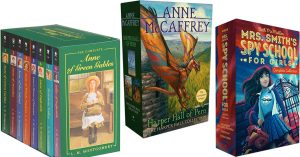 The Whole Story: Book Box Sets Starring Mighty Girls