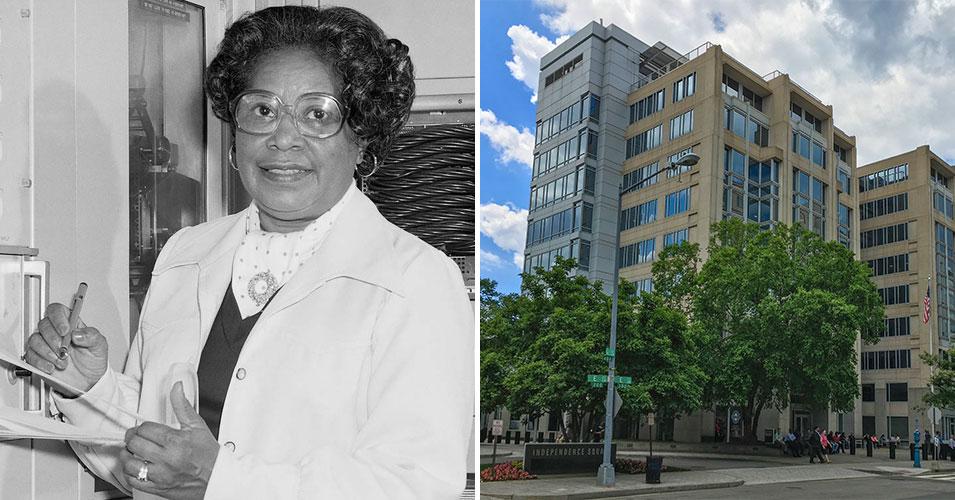 "NASA Renames Headquarters After ""Hidden Figures"" Engineer Mary Jackson"