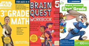 Kid-Powered Workbooks for At-Home Learning