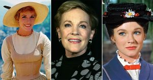 Julie Andrews, Legendary Actress, Singer, and Author, Celebrates Her 86th Birthday