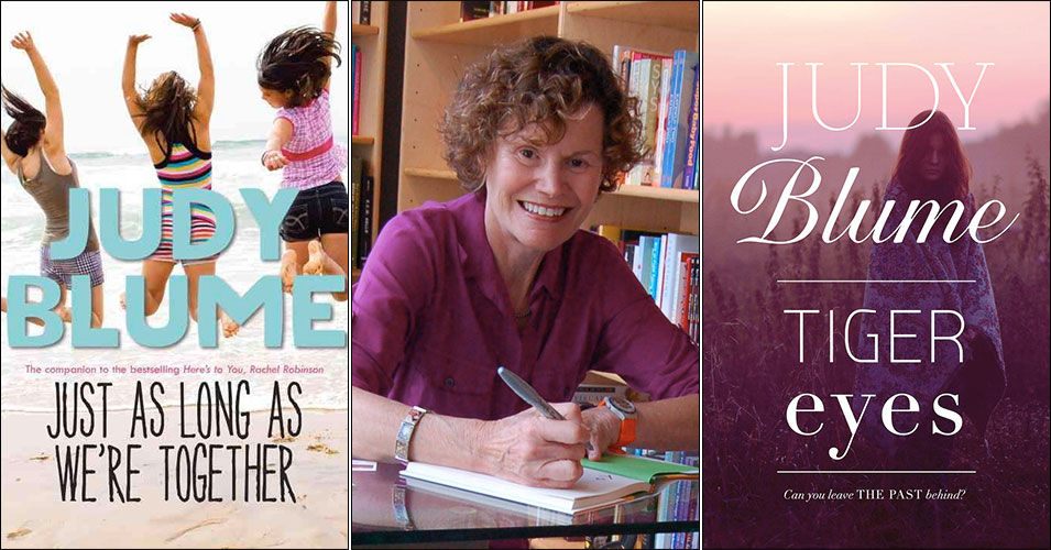 """Protecting """"The Books That Will Never Be Written"""": Judy Blume's Fight Against Censorship"""