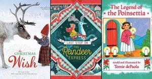Christmas is Coming: 60 Mighty Girl Christmas Books