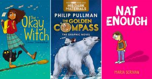 65 Graphic Novels for Kids Starring Mighty Girls