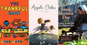 Family, Feasting, and Thankfulness: Mighty Girl Books About Thanksgiving