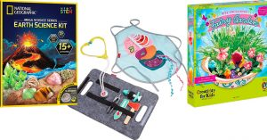The Gift of Curiosity: Top Science Toys and Kits for Mighty Girls
