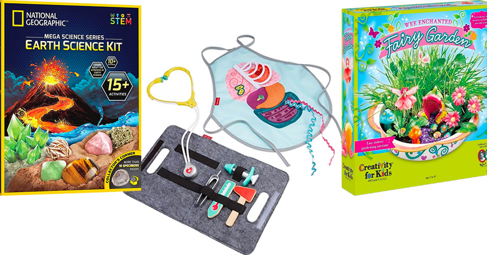 Design Your Own World Globe Art Kit Learning Geography Educational Toy Kids 5+