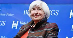 Janet Yellen Becomes First Female Treasury Secretary in U.S. History; Honored With 'Hamilton'-Style Song Tribute