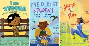 99 Books about Extraordinary Black Mighty Girls and Women