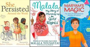 50 Children's Books About Mighty Girls & Women Around The World