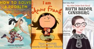Telling Her Story: New Mighty Girl Books for Women's History Month 2021