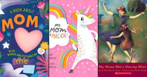 A Mother's Love: 30 Books Celebrating Mighty Moms & Daughters