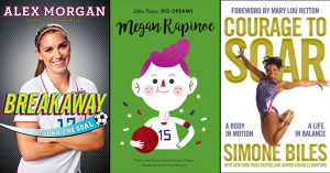Mighty Girls Go For The Gold: 30 Children's Books About Female Olympians