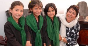 """""""Will Stand By My Girls Until My Last Breath"""": How Razia Jan Is Fighting to Save Girls' Education in Afghanistan"""