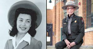 Betty Reid Soskin, America's Oldest Active National Park Service Ranger, Celebrates Her 100th Birthday