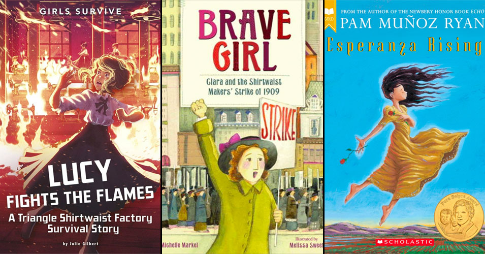 Fighting For Justice: 20 Books About Women and the Labor Movement